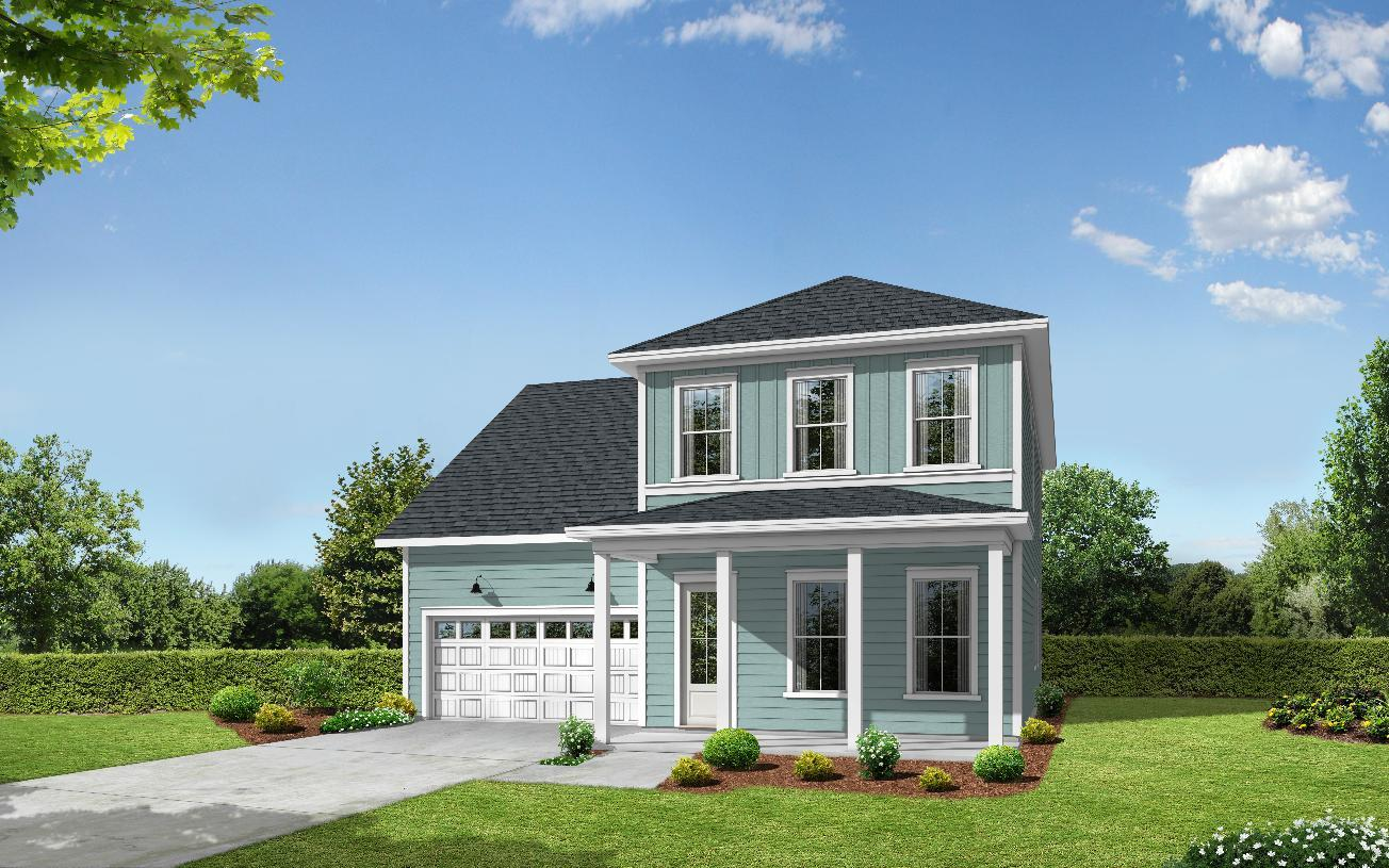 Exterior featured in the Murray By Toll Brothers in Myrtle Beach, SC
