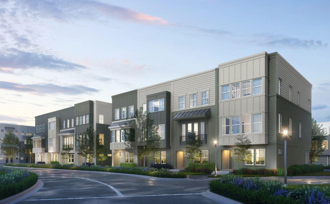 'Edison Park - Townhomes' by THRIVE-TN in Nashville