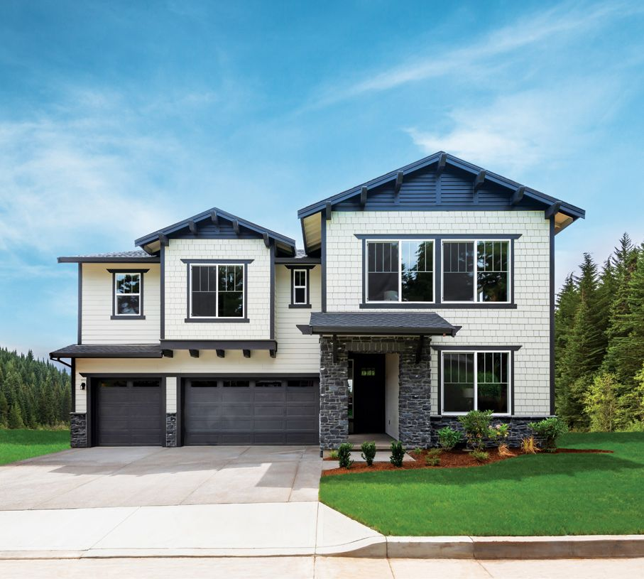 Exterior featured in the Washington with Basement By Toll Brothers in Portland-Vancouver, OR