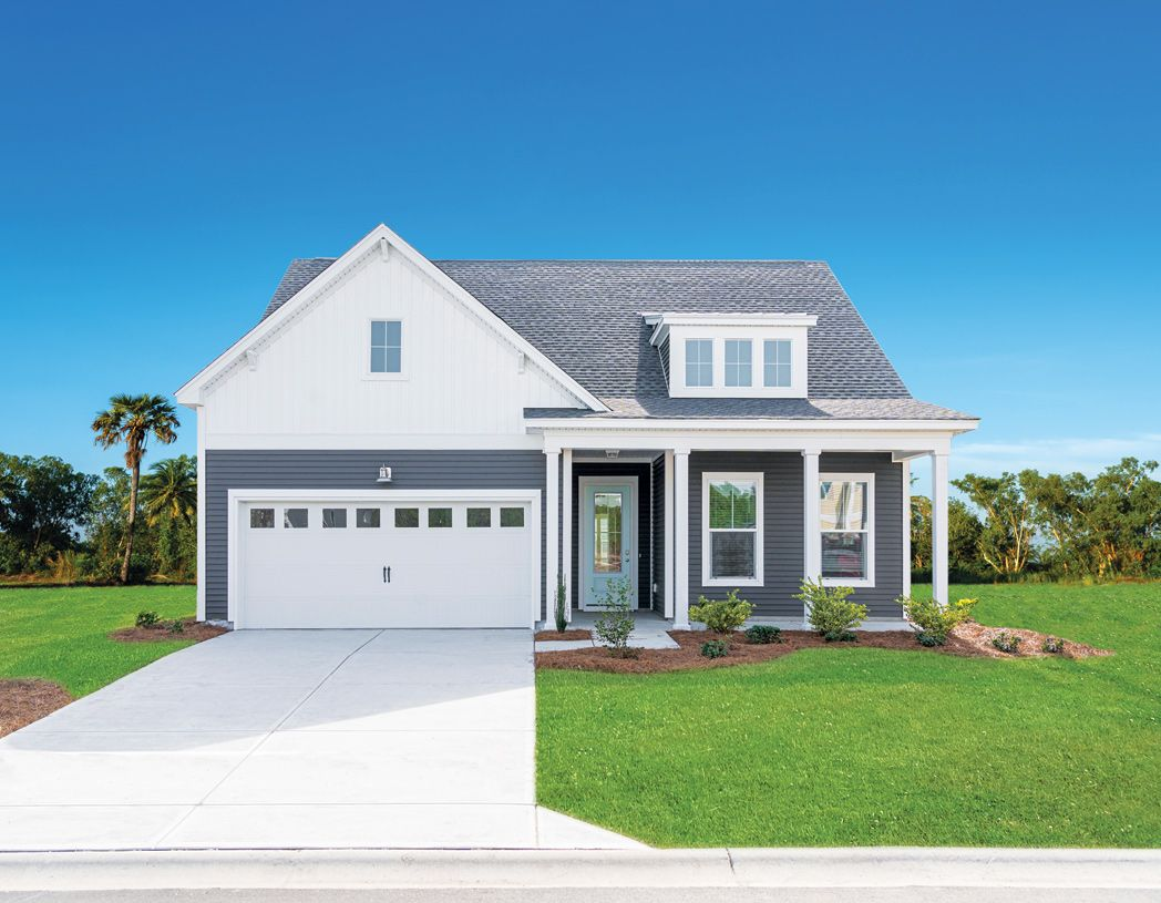 Exterior featured in the Wren  D By Toll Brothers in Greenville-Spartanburg, SC