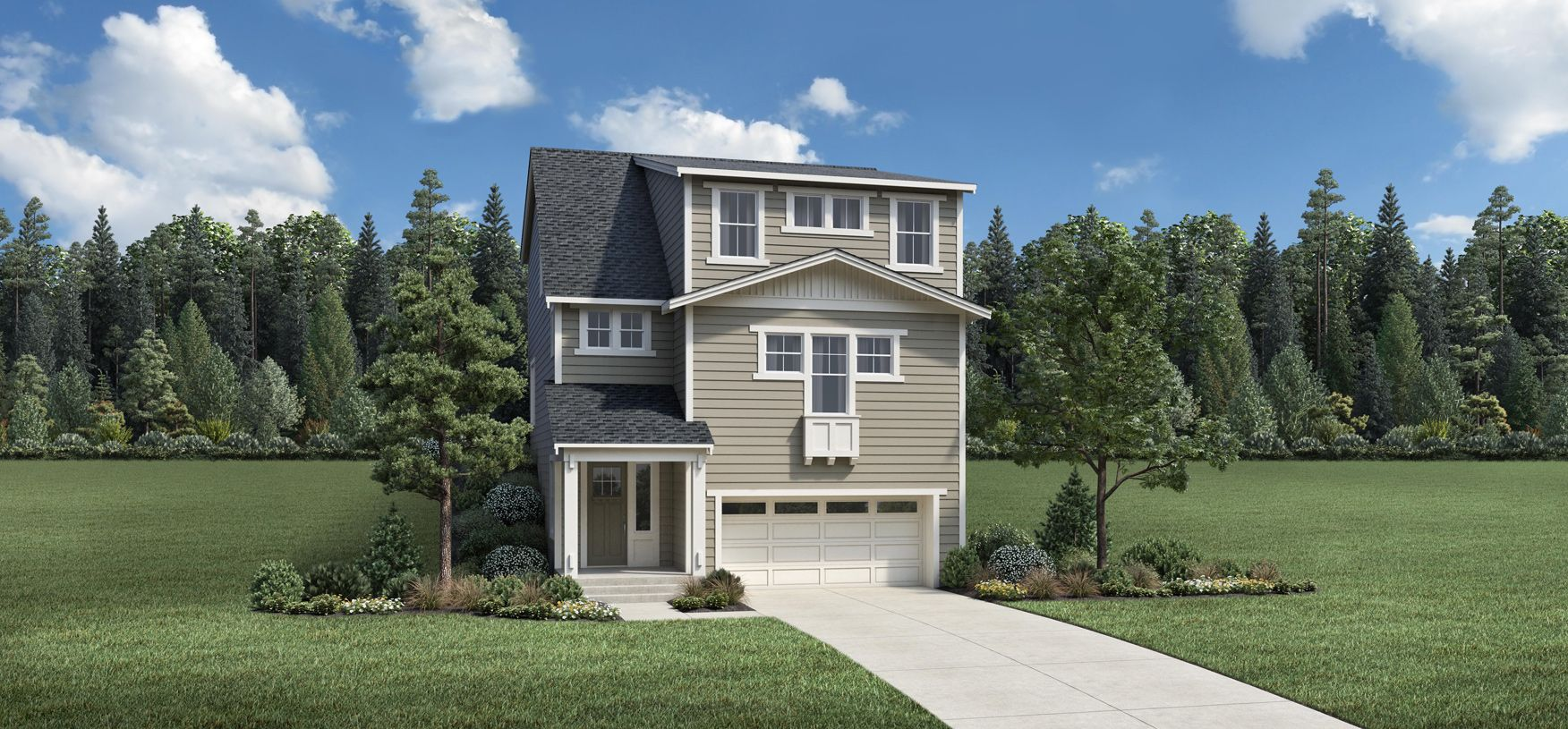 Exterior featured in the Scappoose By Toll Brothers in Portland-Vancouver, OR