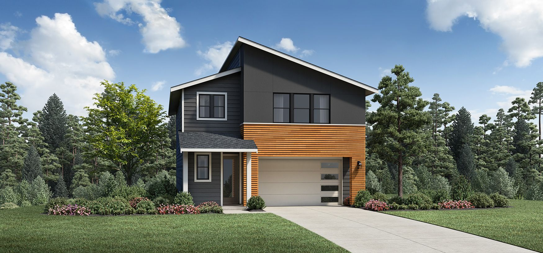 Exterior featured in the Dundee By Toll Brothers in Portland-Vancouver, OR