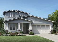 Fielding - Toll Brothers at Rosecrest - Noria Collection: Herriman, Utah - Toll Brothers