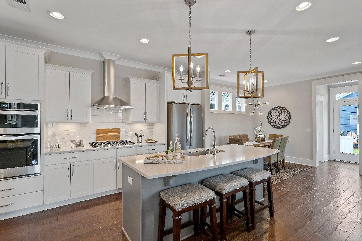 Kitchen featured in the Hayward By Toll Brothers in Charleston, SC
