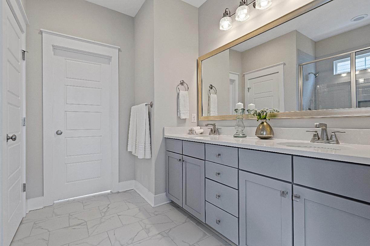 Bathroom featured in the Hayward By Toll Brothers in Charleston, SC