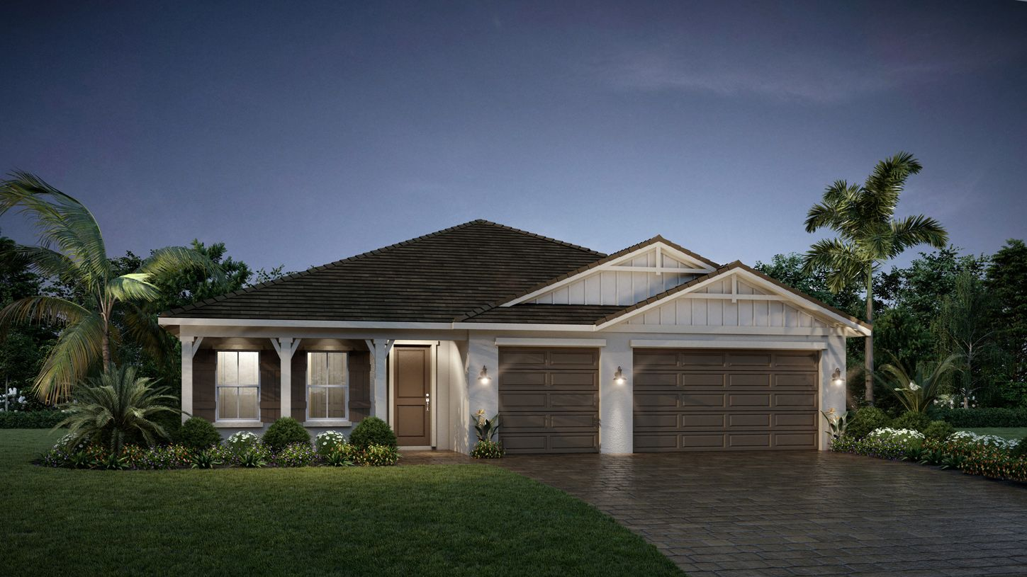 Exterior featured in the Sanderling By Toll Brothers in Sarasota-Bradenton, FL