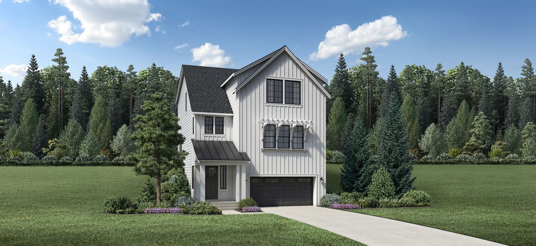 Exterior featured in the Scappoose with Basement By Toll Brothers in Portland-Vancouver, OR