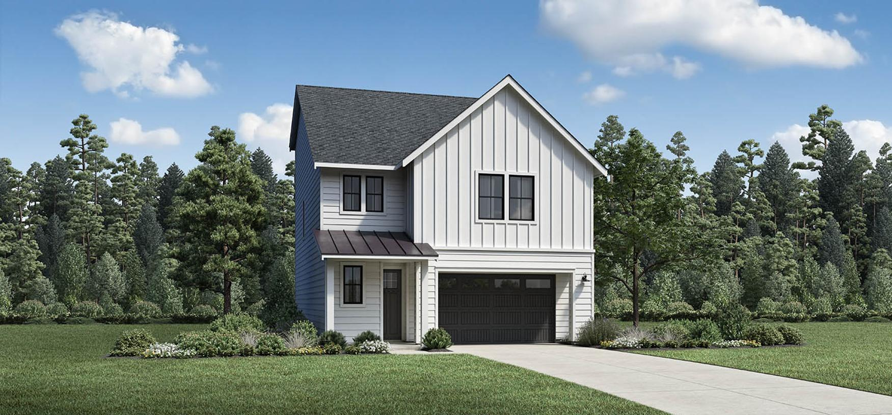 Exterior featured in the Dundee with Loft By Toll Brothers in Portland-Vancouver, OR