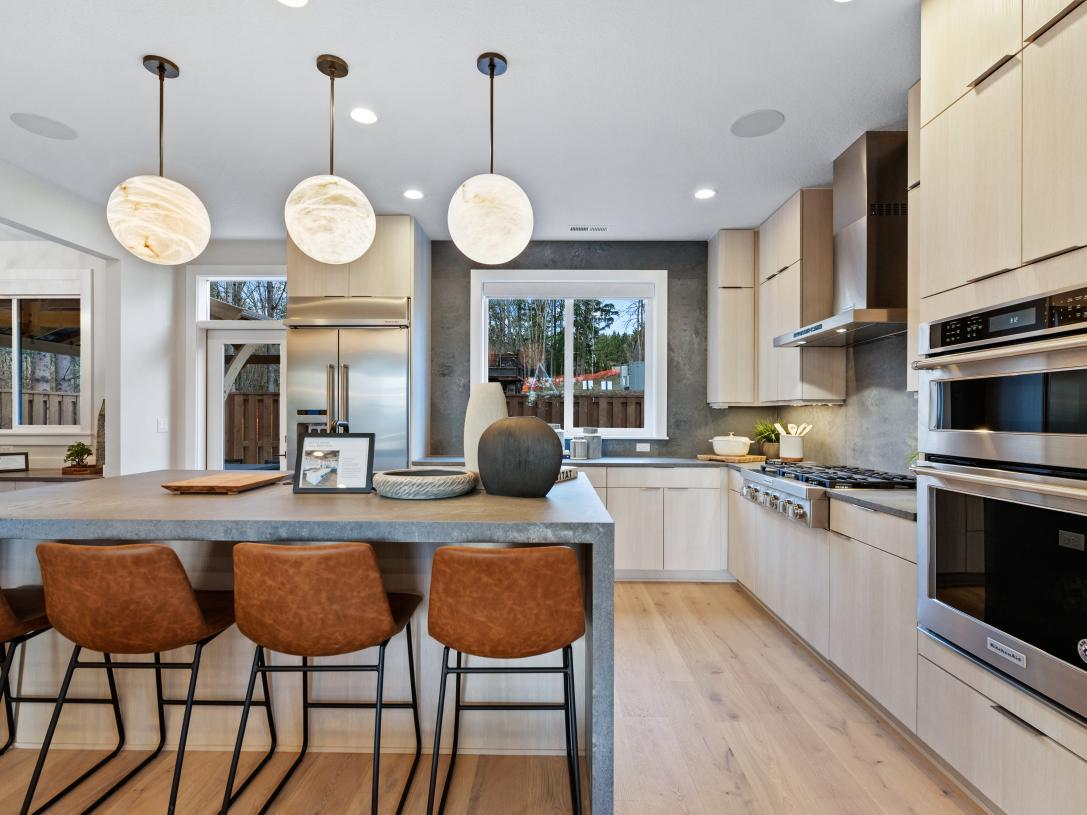 Kitchen featured in the Silverton By Toll Brothers in Portland-Vancouver, OR