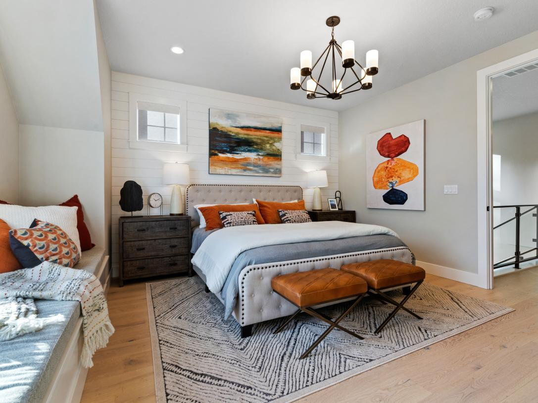 Bedroom featured in the Silverton By Toll Brothers in Portland-Vancouver, OR