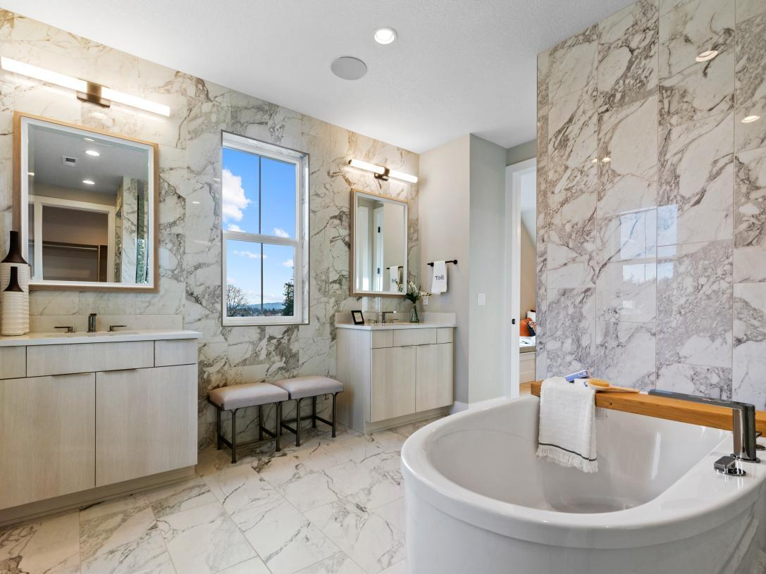 Bathroom featured in the Silverton By Toll Brothers in Portland-Vancouver, OR