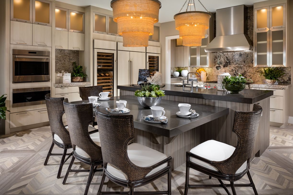 Kitchen featured in the Santee By Toll Brothers in Los Angeles, CA