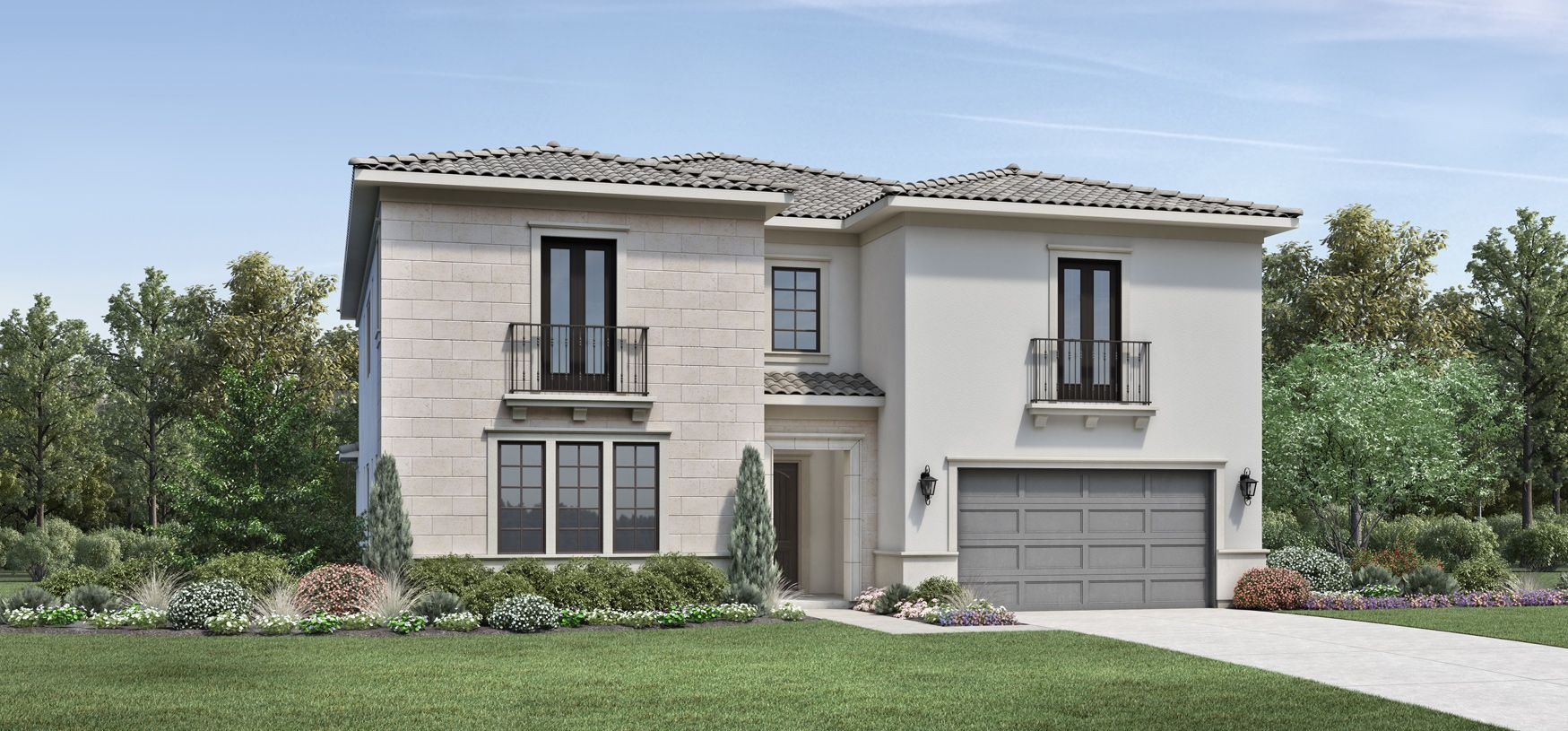 Exterior featured in the Visavi By Toll Brothers in Los Angeles, CA