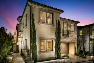 Harmony - The Canyons at Porter Ranch - Peak Collection: Porter Ranch, California - Toll Brothers