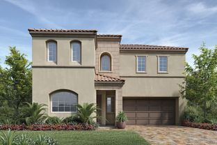 Senna - The Canyons at Porter Ranch - Pointe Collection: Porter Ranch, California - Toll Brothers