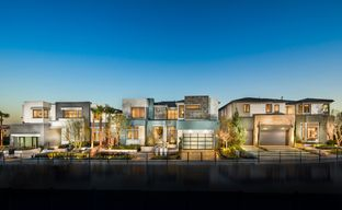 Westcliffe at Porter Ranch - Cascades Collection by Toll Brothers in Los Angeles California