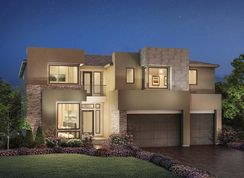 Castor - Westcliffe at Porter Ranch - Cascades Collection: Porter Ranch, California - Toll Brothers