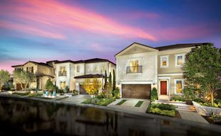 Hillcrest at Porter Ranch - Beacon Collection by Toll Brothers in Los Angeles California