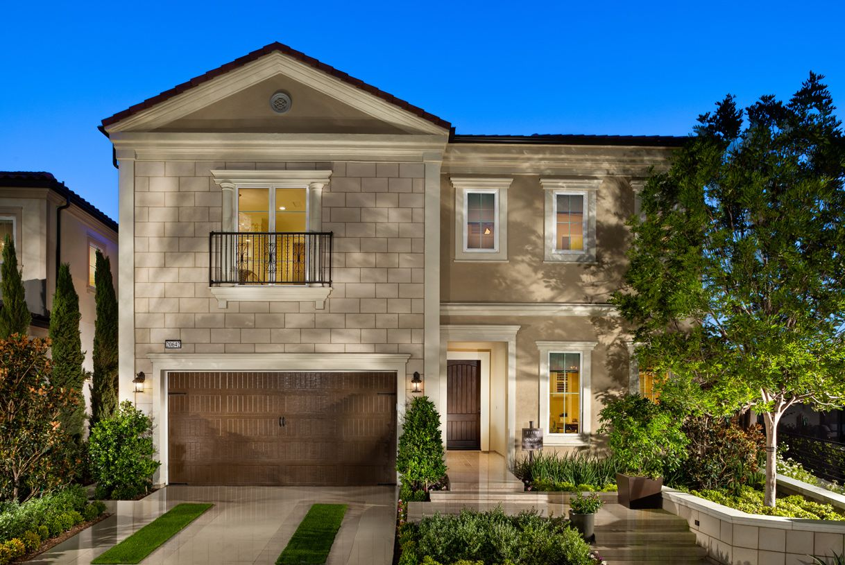 Exterior featured in the Langham By Toll Brothers in Los Angeles, CA