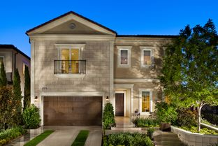 Langham - Hillcrest at Porter Ranch - Beacon Collection: Porter Ranch, California - Toll Brothers