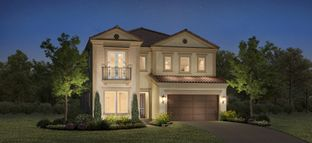 Moreno - Hillcrest at Porter Ranch - Beacon Collection: Porter Ranch, California - Toll Brothers