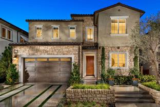 Harwood - Hillcrest at Porter Ranch - Highlands Collection: Porter Ranch, California - Toll Brothers