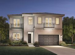 Powell - Hillcrest at Porter Ranch - Highlands Collection: Porter Ranch, California - Toll Brothers