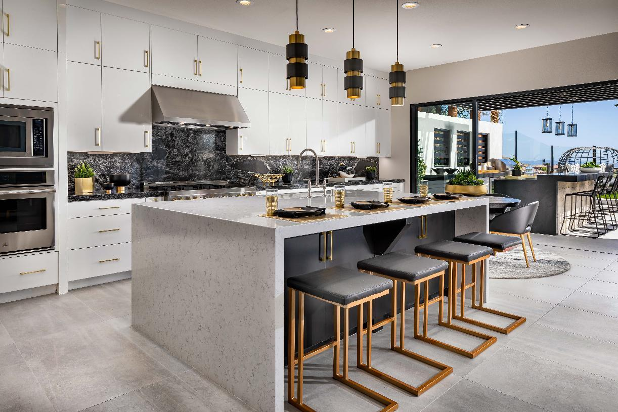 Kitchen featured in the Powell By Toll Brothers in Los Angeles, CA