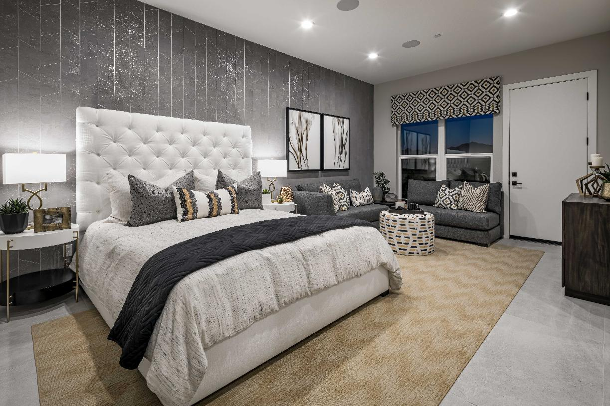 Bedroom featured in the Powell By Toll Brothers in Los Angeles, CA