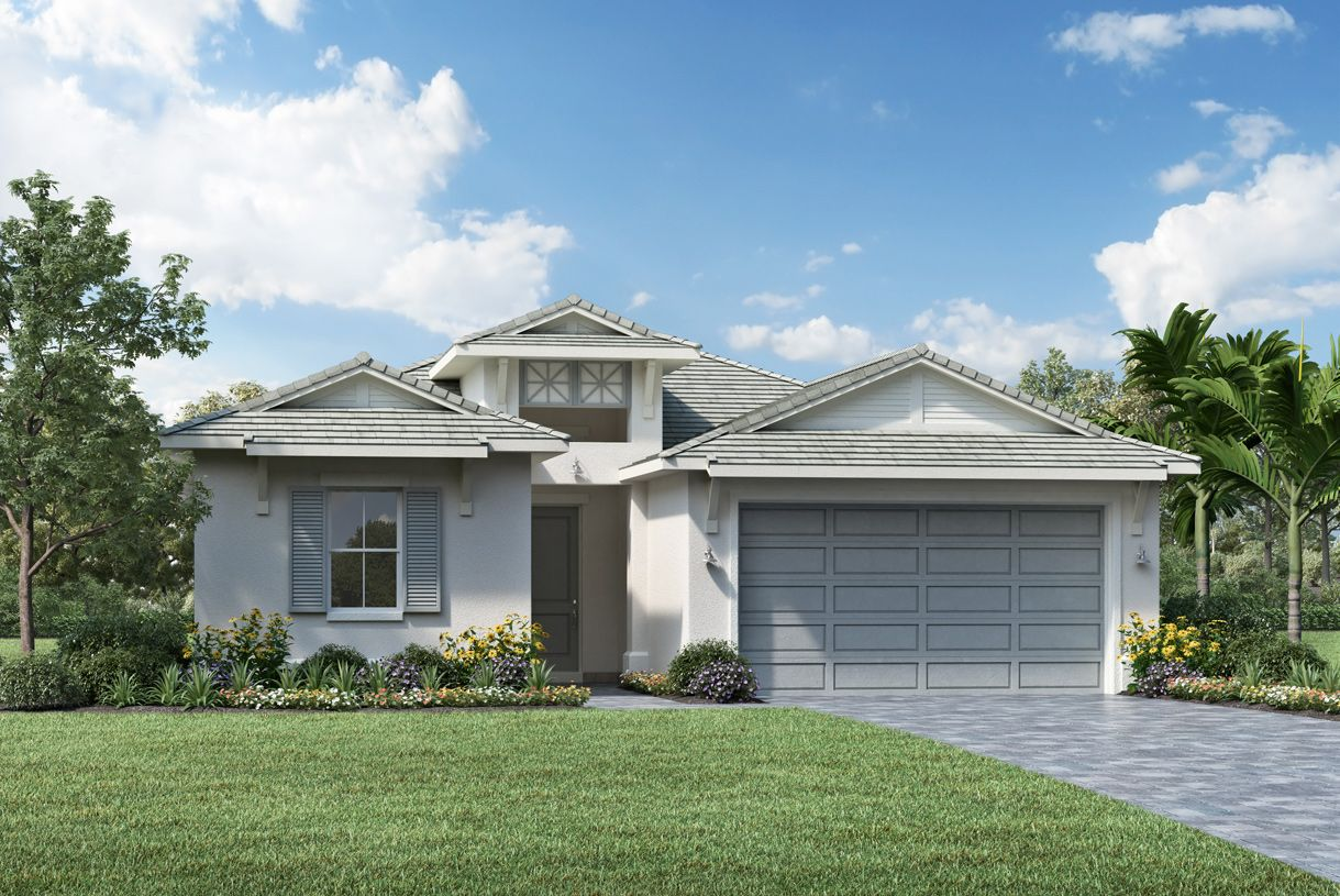 Exterior featured in the Palacios By Toll Brothers in Sarasota-Bradenton, FL
