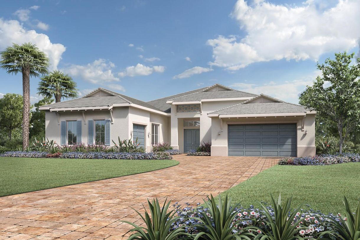 Exterior featured in the San Giorgio By Toll Brothers in Sarasota-Bradenton, FL