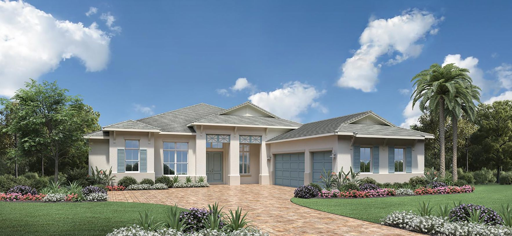 Exterior featured in the Aragon By Toll Brothers in Sarasota-Bradenton, FL