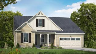 Bowman B - Chastain Glen: Simpsonville, South Carolina - Toll Brothers