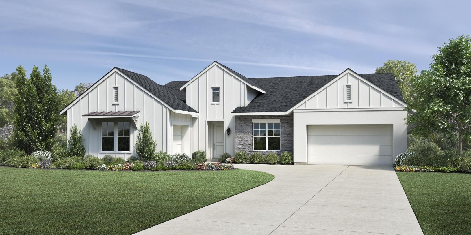Exterior featured in the Colfax By Toll Brothers in Sacramento, CA