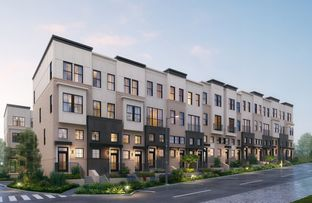 McKoy - New Talley Station - Flats: Decatur, Georgia - Toll Brothers