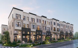 New Talley Station - Flats by Toll Brothers in Atlanta Georgia