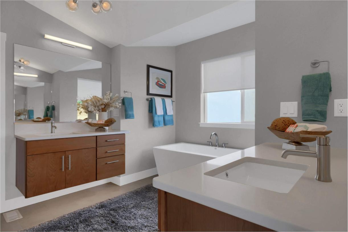 Bathroom featured in the Daphne By Toll Brothers in Colorado Springs, CO