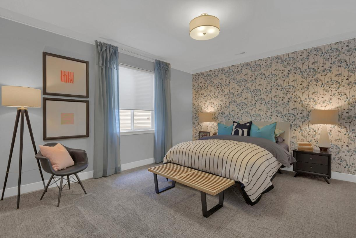 Bedroom featured in the Daphne By Toll Brothers in Colorado Springs, CO