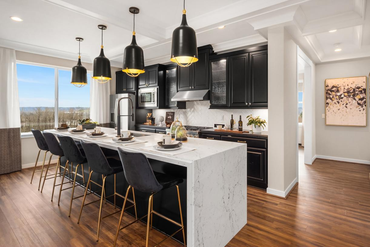 Kitchen featured in the Scappoose By Toll Brothers in Portland-Vancouver, OR