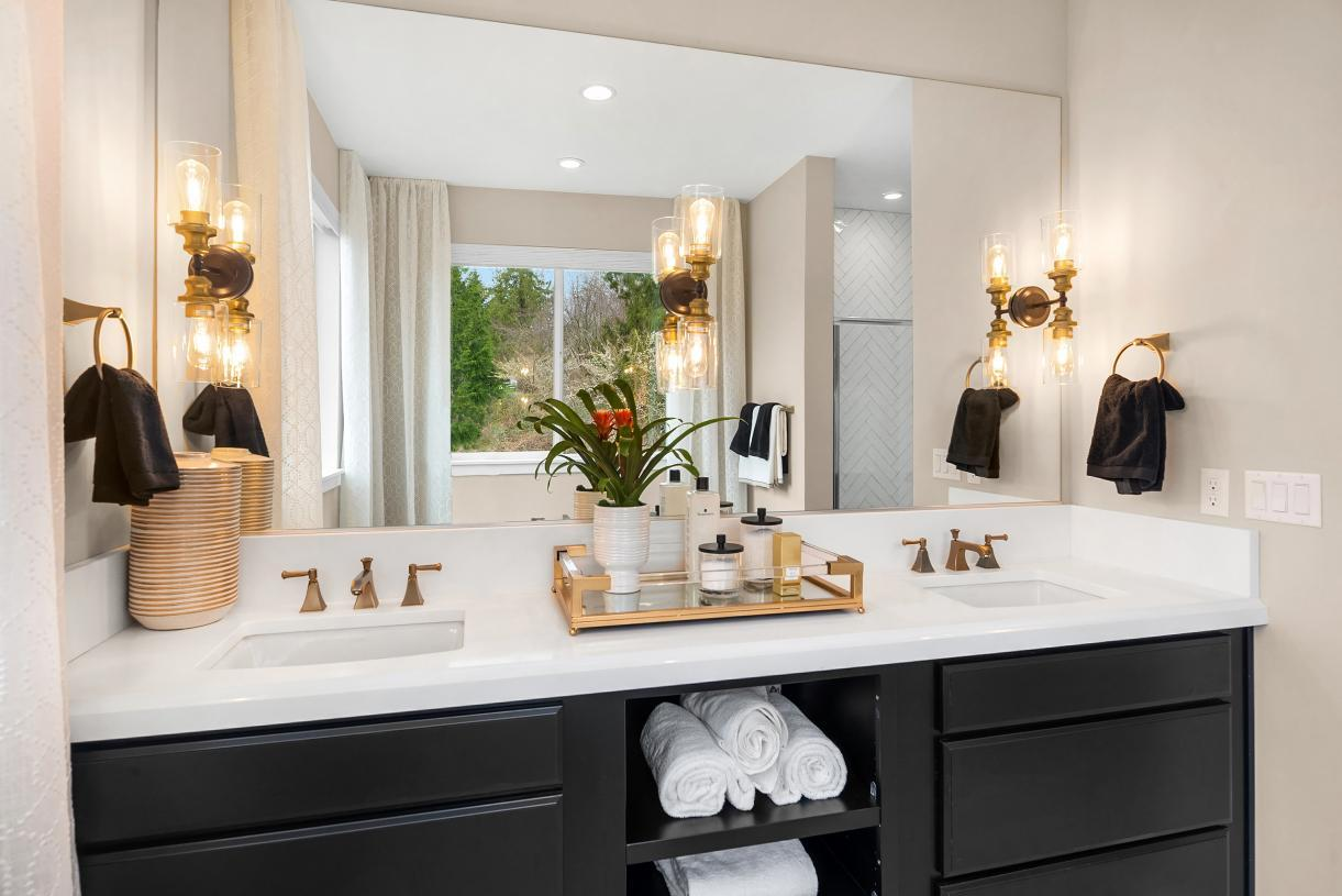 Bathroom featured in the Scappoose with Basement By Toll Brothers in Portland-Vancouver, OR