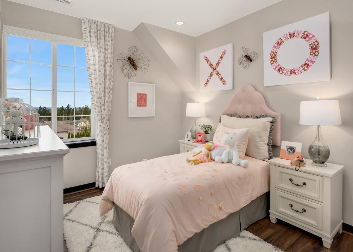 Bedroom featured in the Scappoose with Basement By Toll Brothers in Portland-Vancouver, OR