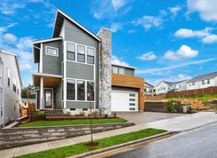 Mt. Bachelor Contemporary - Toll Brothers at Thompson Woods: Portland, Oregon - Toll Brothers