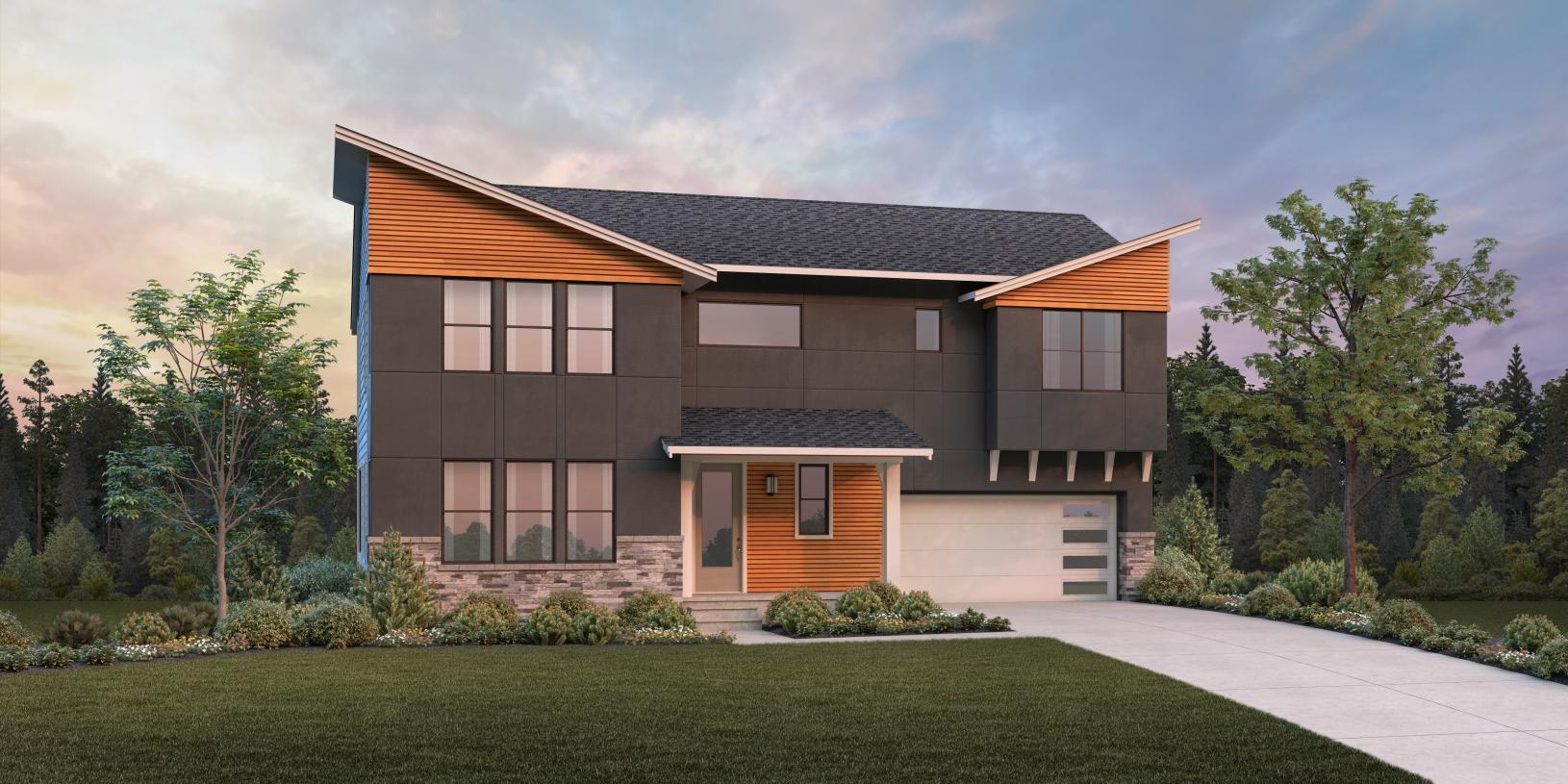 Exterior featured in the Metolius By Toll Brothers in Portland-Vancouver, OR