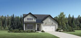Scofield - Toll Brothers at Rosecrest - Noria Collection: Herriman, Utah - Toll Brothers