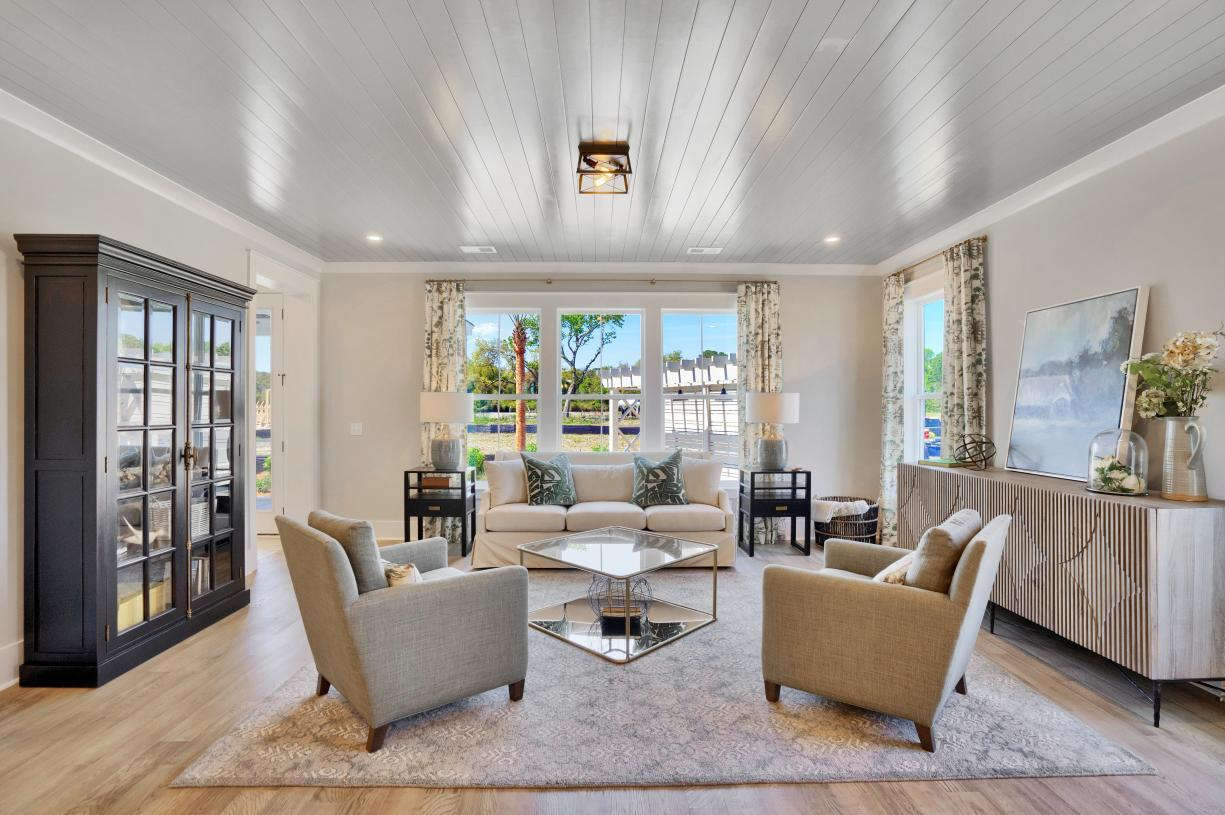 Living Area featured in the Firethorn By Toll Brothers in Charleston, SC