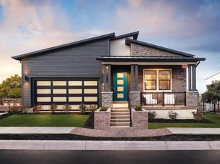 Scofield Mountain Modern - Toll Brothers at Rosecrest - Noria Collection: Herriman, Utah - Toll Brothers