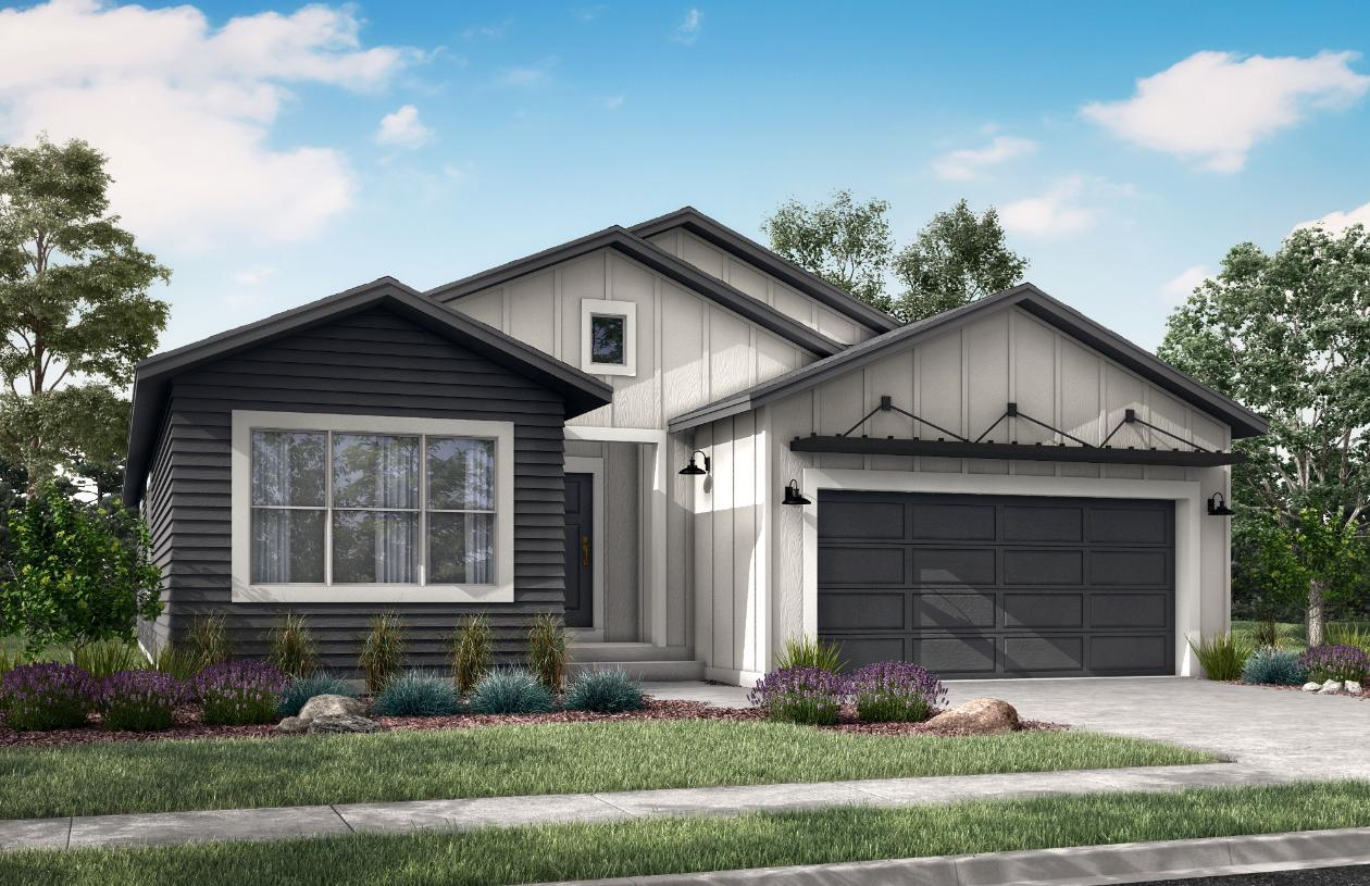 Exterior featured in the Vineyard By Toll Brothers in Colorado Springs, CO