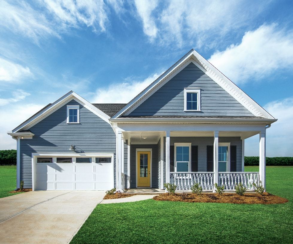 Exterior featured in the Wallace By Toll Brothers in Charleston, SC
