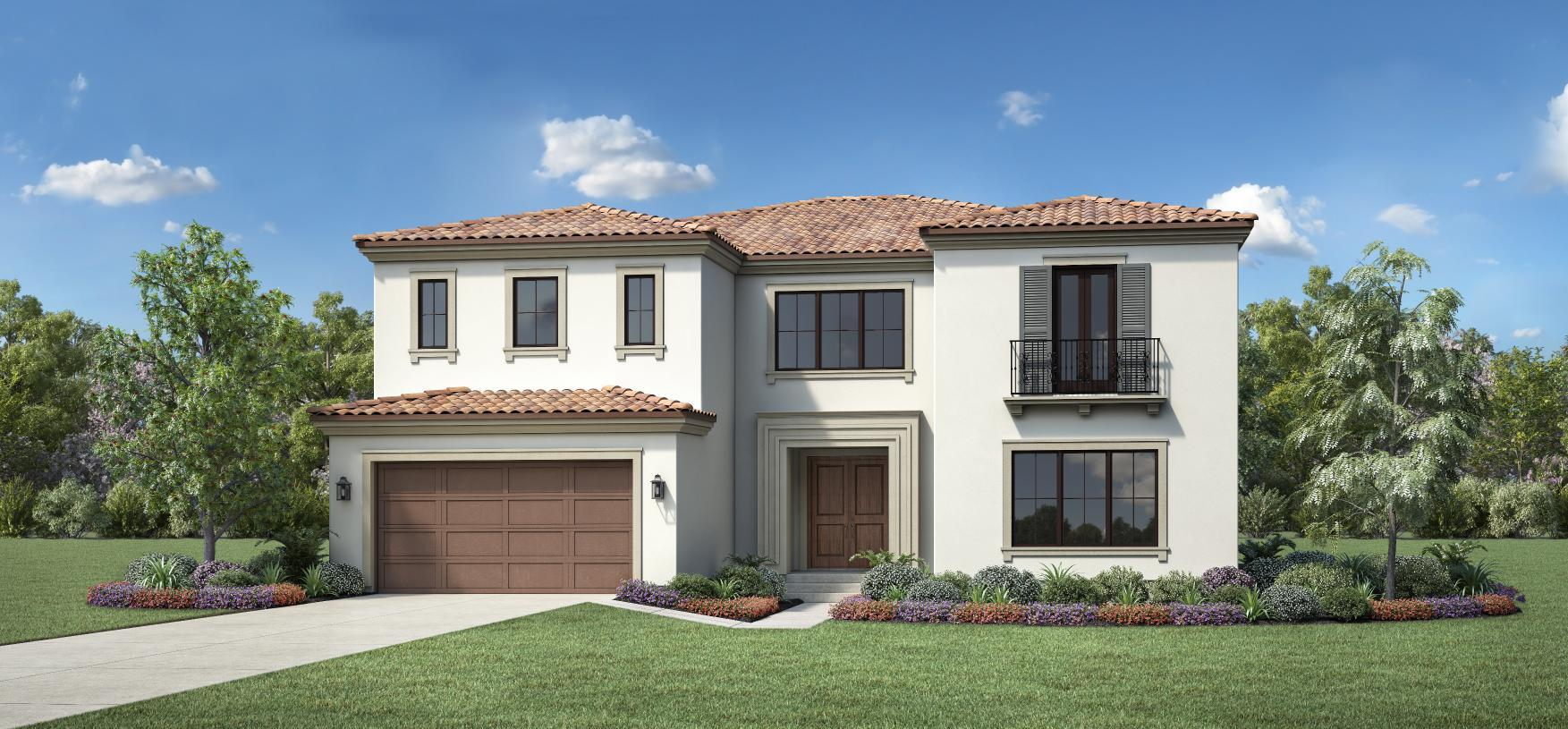 Exterior featured in the Harbor By Toll Brothers in Los Angeles, CA
