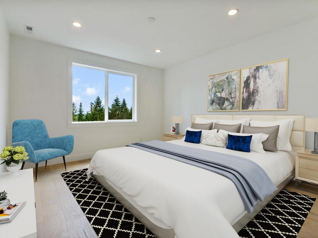 Bedroom featured in the Dundee By Toll Brothers in Portland-Vancouver, OR